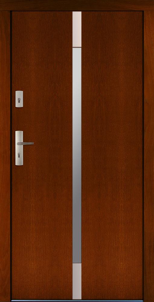 Drzwi CAL wzór Zyndram
