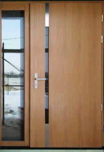 drzwi CAL z naświetlem winchester