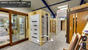 Spacer wirtualny po ekspozycji