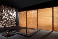 Wzornik lamel drewnianych i bambusowych